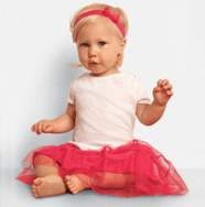 Baby Rib Short Sleeve T-Shirt(2)